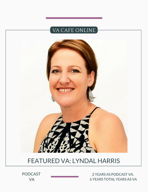 Featured VA – Lyndal Harris